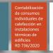 IDAE publica la guía del RD 736/2020 de consumos individuales en instalaciones térmicas