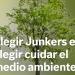 Junkers lanza una nueva campaña para cuidar el medio ambiente