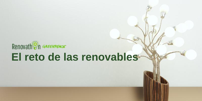 El proyecto ganador del Renovathon contribuirá a erradicar la pobreza energética