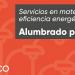 Servicios en materia de eficiencia energética. Alumbrado público