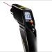 Medición de la temperatura superficial a distancia con los termómetros por infrarrojos de Testo