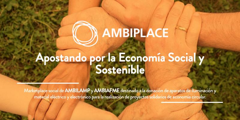 Ambiplace, un marketplace social para evitar la generación de residuos de la industria eléctrica