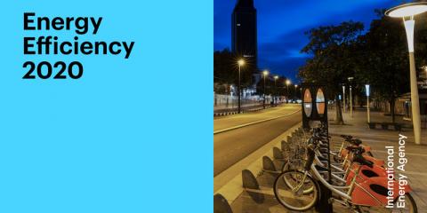 El informe global 'Energy Efficiency 2020' de la AIE destaca la apuesta de Europa por la eficiencia energética