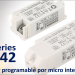 Electrónica OLFER distribuye Leds drivers programables por micro interruptores