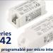 Electrónica OLFER distribuye Leds drivers programables por micro interruptores