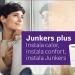 Nueva campaña de promoción de Junkers para incentivar la instalación de sus calderas
