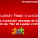 La Asociación Asperger de Sevilla recibe purificadores donados por Mitsubishi Electric