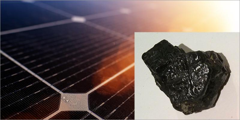 energía solar con perovskita