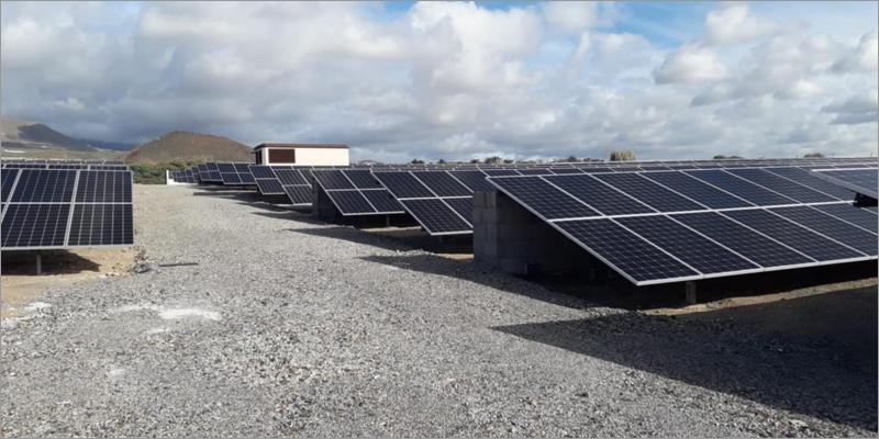 planta solar fotovoltaica aeropuerto tenerife