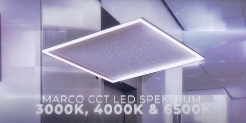 Marco CCT LED Spektrum de Ansell Lighting