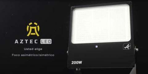 Aztec LED de Ansell Lighting