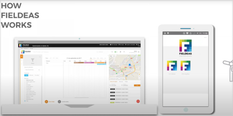 FIELDEAS Solutions: Energy&Utilities CIC Consulting