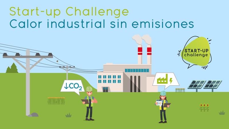 Start-up Challenge de Iberdrola 'Calor industrial sin emisiones'