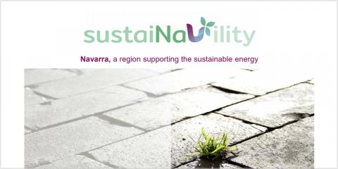 Más de 21 millones de euros de inversión en eficiencia energética en Navarra gracias al proyecto europeo SustaiNAVility
