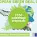 La convocatoria del Pacto Verde Europeo recibe 115 propuestas sobre edificios eficientes
