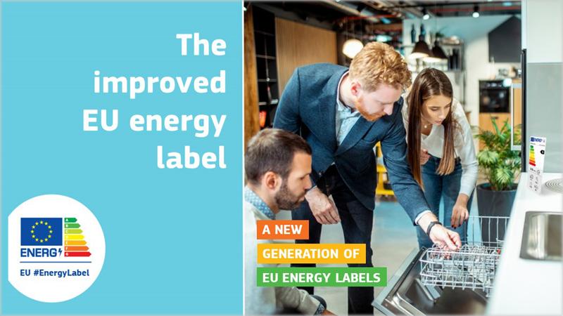 Nuevo etiquetado energético en la UE