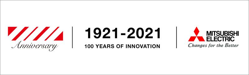 100 aniversario de Mitsubishi Electric