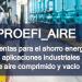 El proyecto Proefi_Aire avanza en la mejora de la eficiencia energética en aire comprimido y vacío