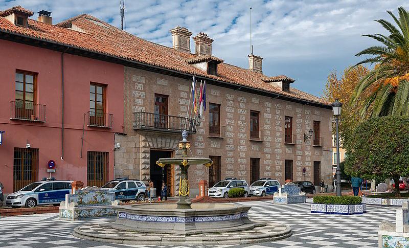 edificio de la Policía Local de Talavera de la Reina (Toledo)