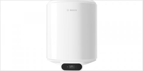 El termo eléctrico Tronic 4000 T de Bosch permite ahorrar hasta un 53% de energía
