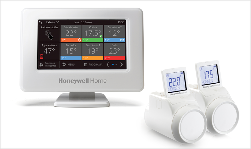 termostatos Honeywell Home de Resideo