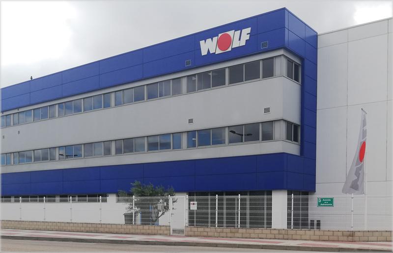 Instalaciones de WOLF