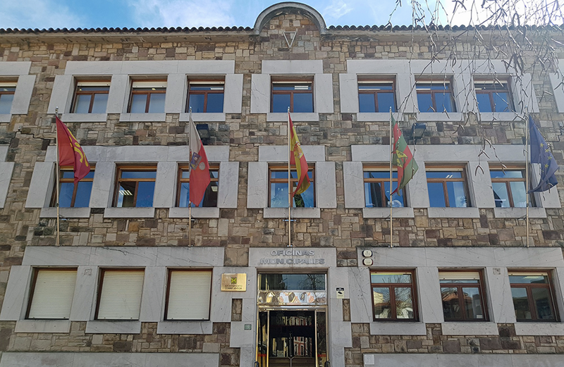 Ayuntamiento de Torrelavega, Cantabria