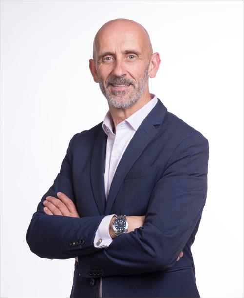 Óscar Álvarez, Head of Region TESY Iberia & South America
