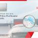 Nueva promoción de Mitsubishi Electric para mejorar la calidad del aire interior