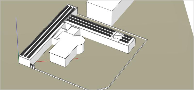 instalación fotovoltaica para la comunidad energética local de Llíria