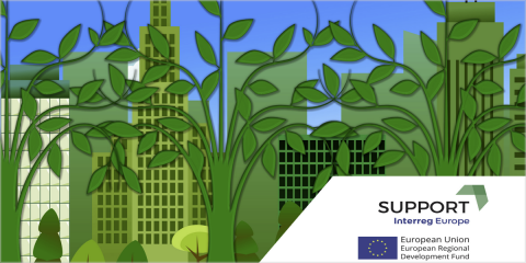 Proyecto europeo Support, apoyo a los gobiernos locales en estrategias de economía baja en carbono