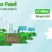 Más de 230 propuestas se presentan al Fondo de Innovación para proyectos de pequeña escala