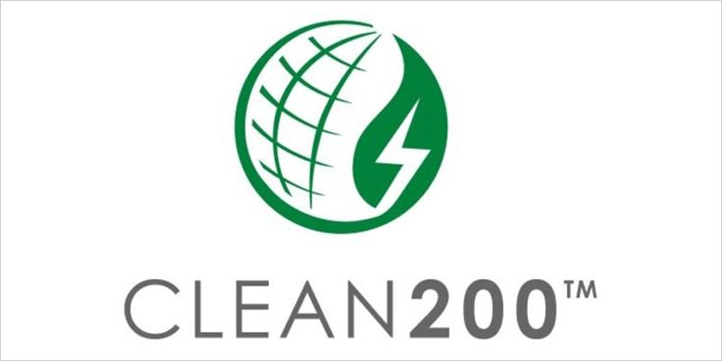 Logo lista Carbon Clean 200™