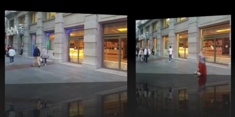 Proyecto de iluminación de Solmad Sala BBK Gran Vía Bilbao