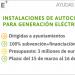 Ivace Energía convoca subvenciones para el autoconsumo eléctrico en ayuntamientos