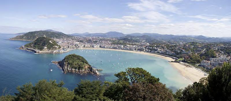 Paisaje Donostia-San Sebastián