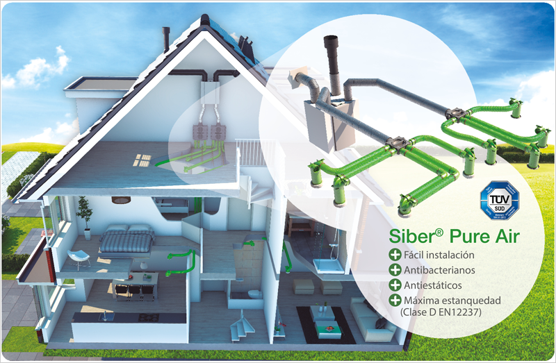 Casa unifamiliar Siber Pure Air