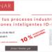 Carlo Gavazzi ofrece un descuento en la gama de productos IO-Link con la inscripción a su webinar