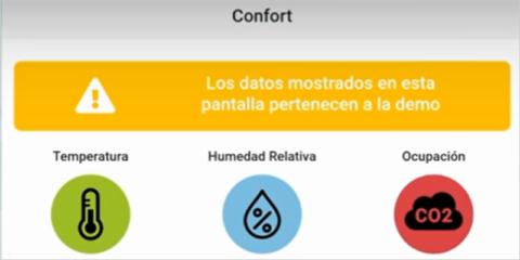 Gestión del confort y la ocupación de viviendas con la monitorización