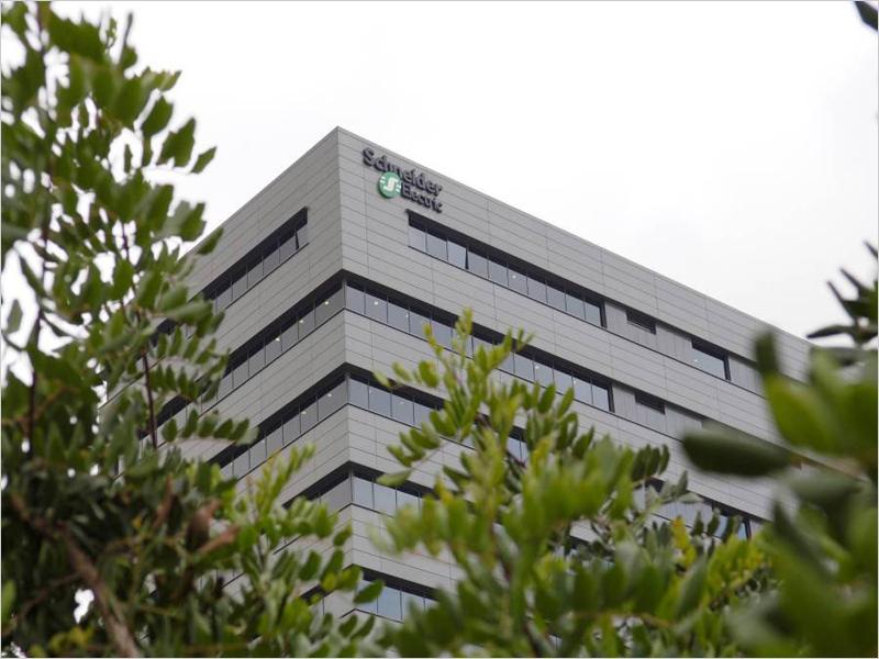 Edificio de Schneider Electric