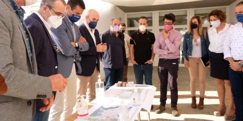 El Gobierno de Baleares presenta el primer proyecto de autoconsumo compartido en Ibiza
