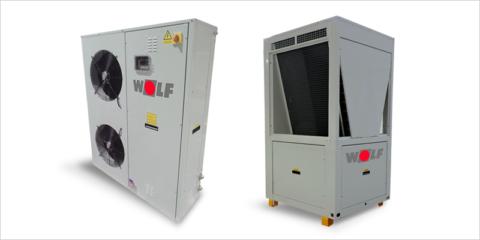 Sistemas de bombas de calor de WOLF para una climatización más sostenible y eficiente