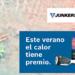 Campaña de Junkers-Bosch para promover la instalación de calentadores y termos eléctricos