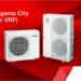 La gama City Multi-S (mini VRF) de Mitsubishi Electric se amplía con nuevas potencias