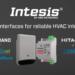 La familia AC Interfaces de Intesis se amplía para integrar los sistemas HVAC
