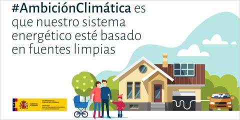 Luz verde a la Ley de Cambio Climático que persigue la mejora de la eficiencia energética