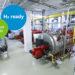 Bosch Termotecnia inicia la descarbonización de la calefacción industrial