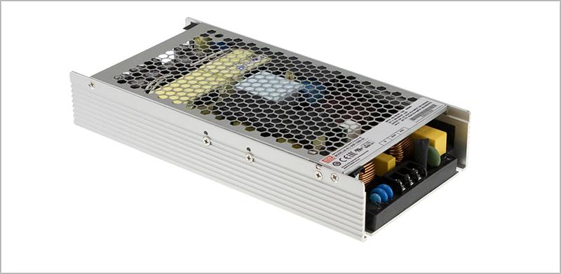 Fuentes de alimentación conmutadas serie UHP-100 de Mean Well en el catálogo de Electrónica OLFER
