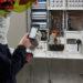Pinza amperimétrica Fluke 378 FC para medir la corriente y detectar problemas de calidad eléctrica