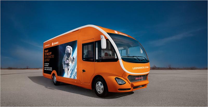 Termina el Truck Tour de LEDVANCE en España.